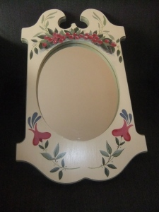 Handpainted Mirror