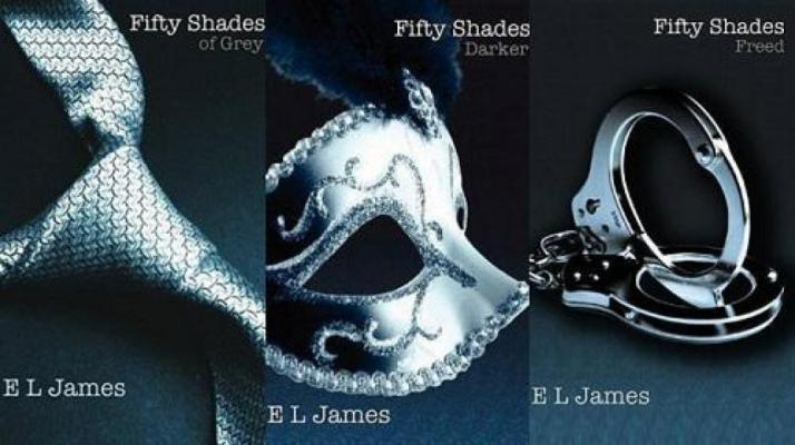50 Shades Trilogy = 50 Shades of Zzzzz