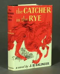 "Hardcover ""Catcher in the Rye"""