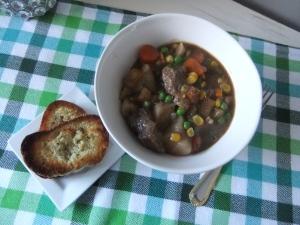 Tender Beef Stew.