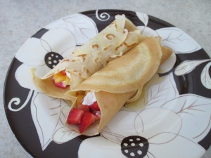 Devour Me Ready Crepes !!