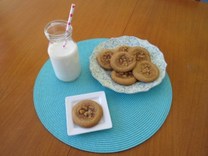 Village Sweets Peanut Butter Apple Pie Cookies.