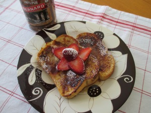 Ultimate French Toast. Perfect for a brunch!