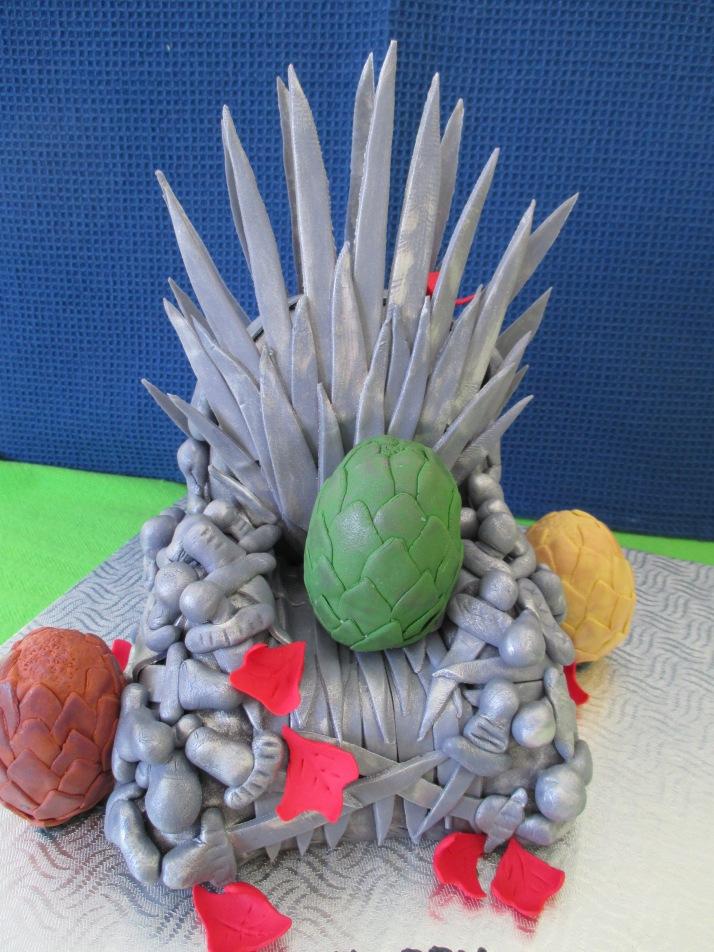 Iron Throne.